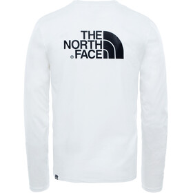 The North Face Easy - T-shirt manches longues Homme - blanc